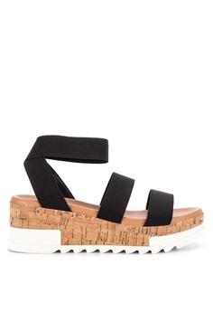 89d0e248ce3f Shop Steve Madden Wedge Sandals for Women Online on ZALORA ...