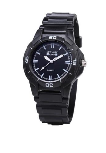 Greatvalueplus black Bryant Plastic Analog Mens Watch NYA1368 64058AC4BF0B59GS_1