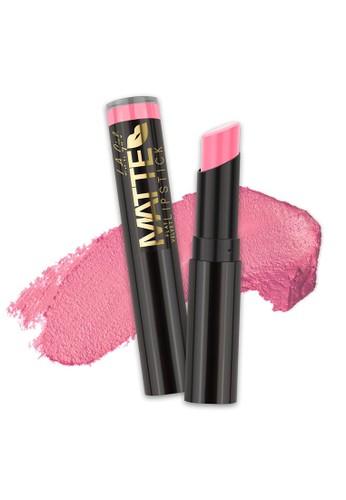 L.A Girl pink La Girl Matte Flat Velvet Lipstick Sweet Revenge 850F5BE5218276GS_1