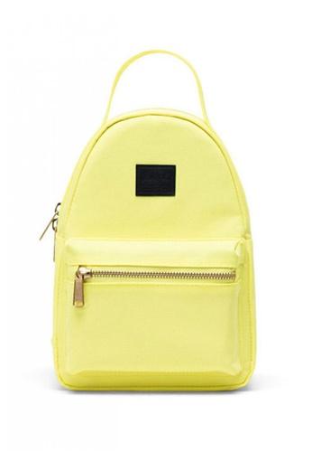 Herschel yellow Nova Mini Backpack F7C29AC25488CDGS_1