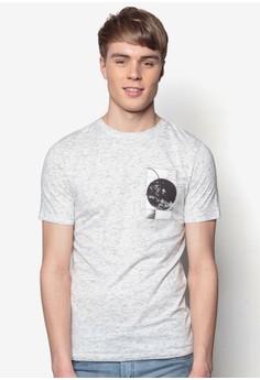 Moon Print T-Shirt