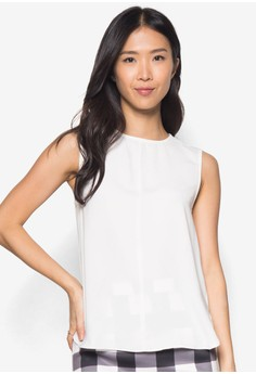 Collection Sleeveless Shell Top