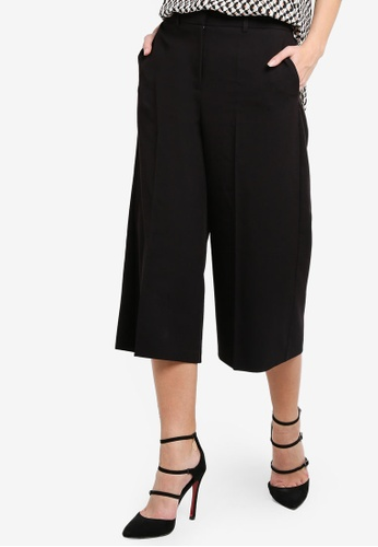 Dorothy Perkins black Black Culottes DO816AA85VJQMY_1