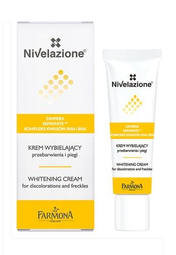 Farmona NIVELAZIONE Whitening Cream For Discolorations And Freckles 72634BE4109ABCGS_1