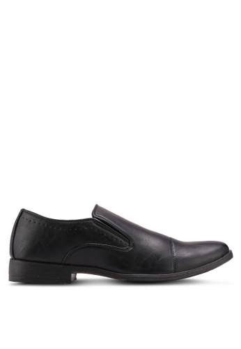 Bata black Bata Men Dress Shoes 7FD73SH2806887GS_1