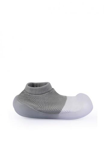 Meet My Feet grey Meet My Feet Reis (Mallowalkers) 64DEDKSE87F1C4GS_1