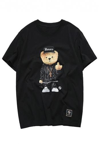 HAPPY FRIDAYS Trend Printed Short T-shirt RS1117 9D6C5AAD9D6B5FGS_1