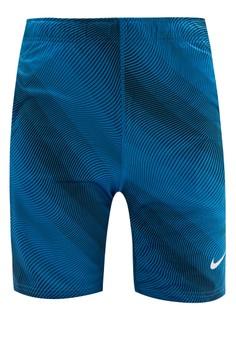 Nike Fly Allover Print Training Shorts