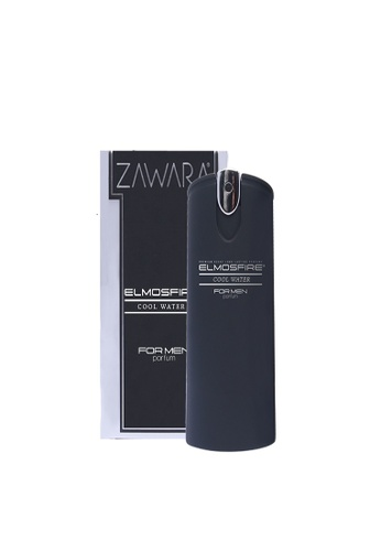 ZAWARA Men Perfume - Elmosfire Cool Water 30ML F9B80BEFEE8C62GS_1