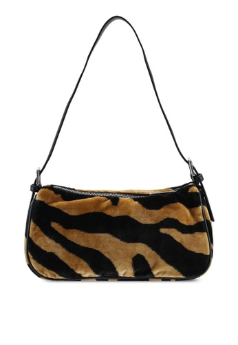 2a504ccc9a856 Buy TOPSHOP Kenya Tiger Shoulder Bag Online on ZALORA Singapore