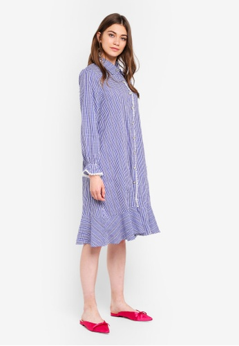 Sister Jane blue Lost Ark Ingalls Dress 67E75AA1657245GS_1