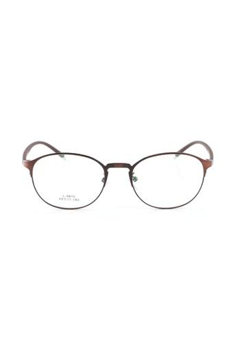 Kimberley Eyewear brown TR90 Eyeglasses KI426GL81GZAPH_1