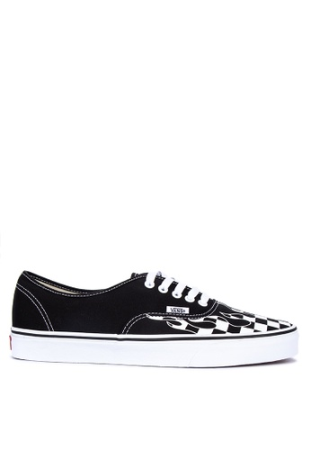 13608de3b3 Shop VANS Checker Flame Authentic Sneakers Online on ZALORA Philippines