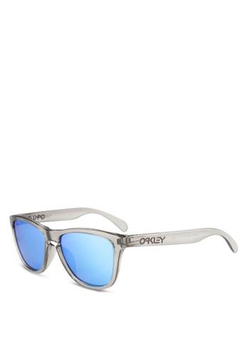 Oakley grey Performance Lifestyle OO9245 Sunglasses OA636GL0RNJ7MY_1