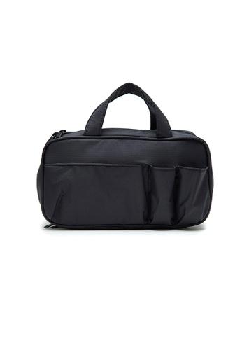 Praise black Travel Bag PR067AC0FF0SSG_1