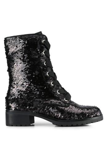 ALDO black Gedda Boots AL087SH0RYDEMY_1