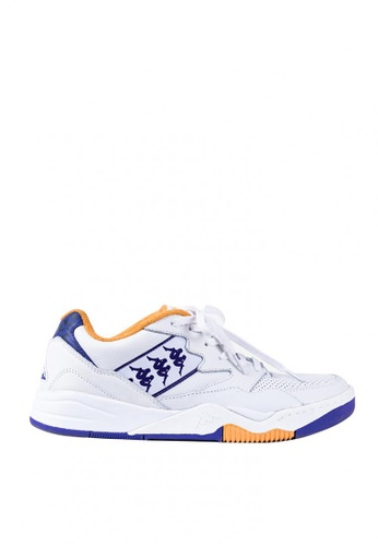 Kappa white Street Authentic Sneakers Limited Edition 55537SH8524364GS_1