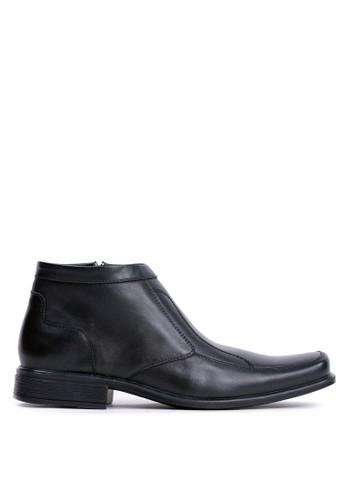 Tony Perotti black Tony Perotti Boots Benton - Black 8A43ASH9C7EF2DGS_1