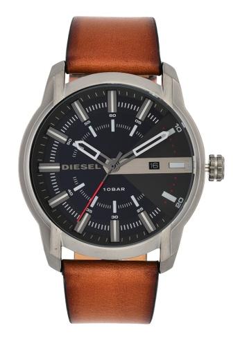Diesel brown Armbar Watch DZ1784I 95411ACA2F2DA6GS_1