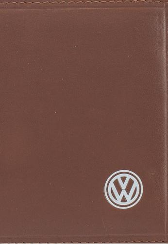 Volkswagen brown Volkswagen Wallet 8E801ACD9D3FEEGS_1