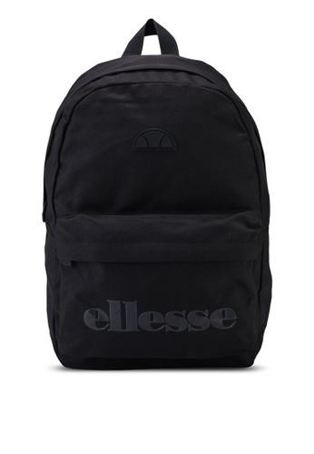 ellesse black Regent Backpack - Ellesse Core 5818EAC152DA02GS_1