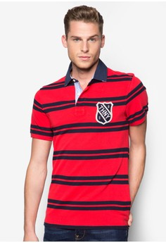 Tommy Hilfiger  TOBERT STP POLO S/S SF