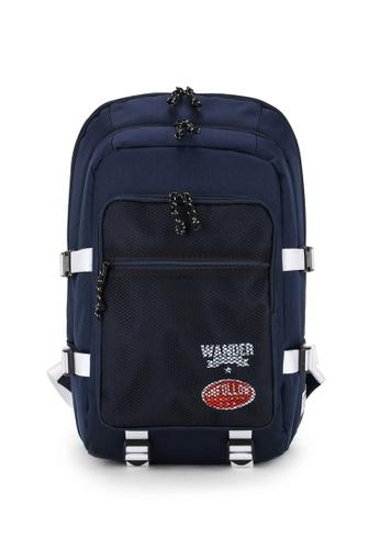 Peeps navy Beginning Backpack 536B3AC5EA5D33GS_1