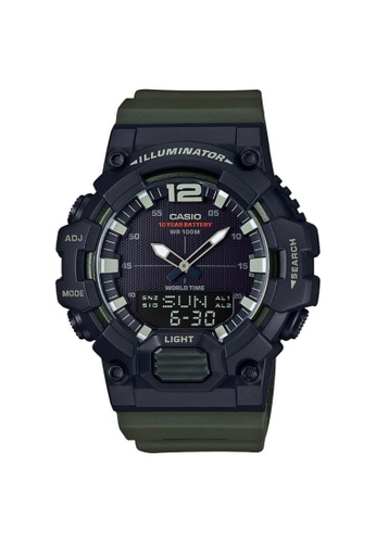 Casio black CASIO GENERAL HDC-700-3AVDF MEN'S WATCH A22B8AC5A74B0BGS_1