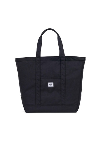Herschel black Bamfield Mid-Volume 97D17ACD760829GS_1