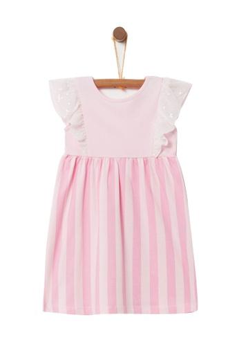 0fb7f5db9b Striped Sequin Dress