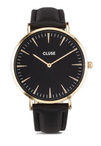 CLUSE gold La Boheme Gold Black/Black CL18401 CL977AC0RDB6MY_1