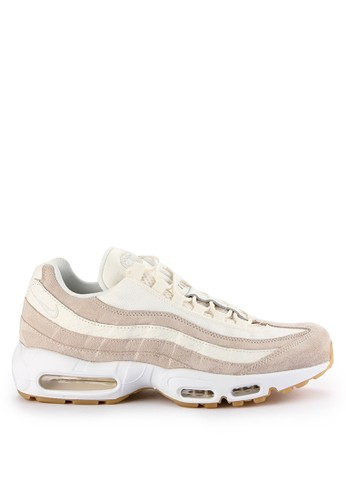 Nike multi and beige Nike Air Max 95 Premium Running Shoes 67251SH9CCFD1DGS_1
