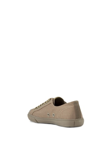 Superdry green Low Pro Sleek Mono Shoes SU137SH28HUXMY_1