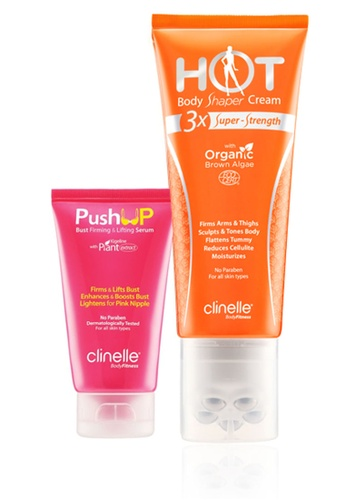 Clinelle Body Care:[Clinelle Official] Clinelle Fabulous Body Cream Duo CL708BE46SUVMY_1
