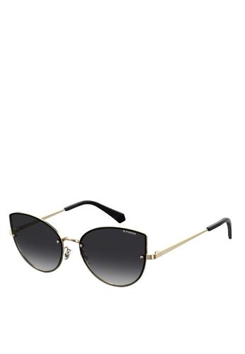 Polaroid gold Pld 4092/S Sunglasses 68589GL33C34C3GS_1