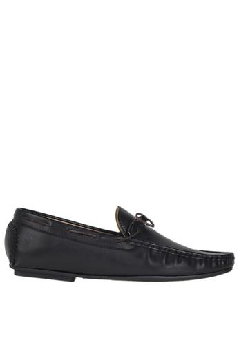 Tomaz black Tomaz C300 Braided Bow Driving Mocs (Black) 88FD3SH9FA209EGS_1