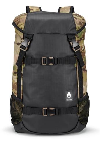 Nixon multi Nixon - Landlock Backpack III - Multicam  (C28132865) C09D5AC917C531GS_1
