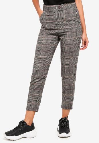 ESPRIT grey Woven Length Service Pants 08E2BAA54F4EF7GS_1