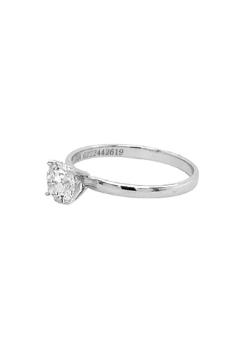 HEBE gold Sustainable Diamond Solitaire Ring 420FFAC2C1FE5FGS_1