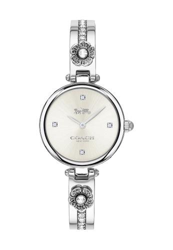 Coach silver Coach Park Silver White Women's Watch (14503274) C988EAC07C28BAGS_1