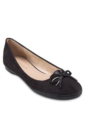 蝴蝶結平底鞋, 女鞋, 芭蕾esprit outlet 台灣平底鞋