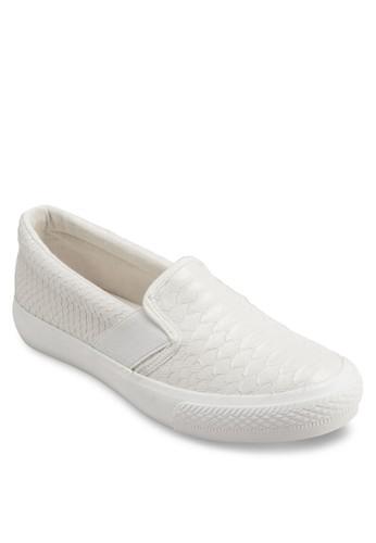 鱷魚紋懶人鞋, 女esprit高雄門市鞋, 鞋