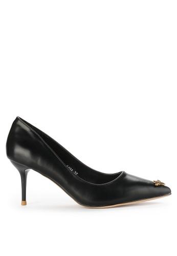 Mandy's black Mandys Aristea Black Heels 67D6DSH71EAA49GS_1
