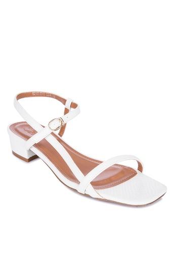 S&H white Lilia Heels D5B62SH7D343C9GS_1
