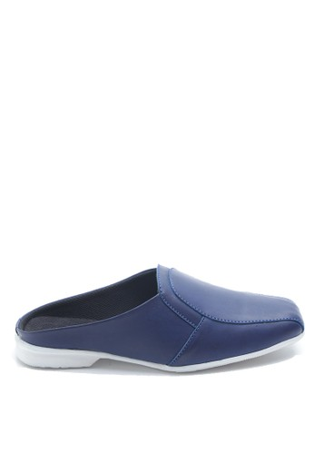 Dr. Kevin blue Dr. Kevin Men Casual Sandals 1643 - Blue DR982SH59FUMID_1