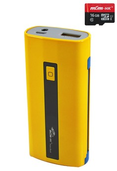 Powerbank 6000mAh With FREE 16GB MICRO-SD CARD Class10