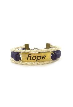 Hope Cord Bracelet