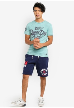 7bbe41257dd2e 48% OFF Superdry Premium Equipment Tee S$ 69.00 NOW S$ 35.90 Available in  several sizes