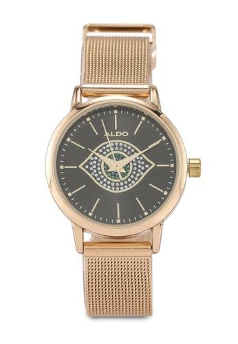 ALDO gold Cadearwen Watch A29D4AC9D4A6AFGS_1