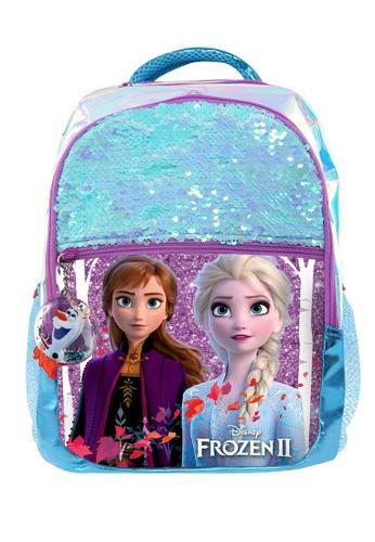 Disney Frozen blue Disney Frozen 2 Movie Sequin Primary School Backpack (16-inch) DF3F3KCE3CB989GS_1